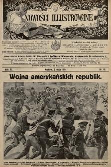 Nowości Illustrowane. 1914, nr18