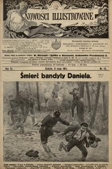 Nowości Illustrowane. 1914, nr19