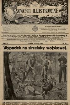 Nowości Illustrowane. 1914, nr21