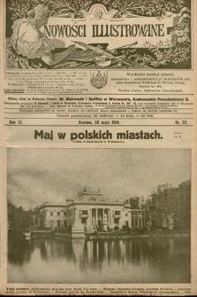 Nowości Illustrowane. 1914, nr22