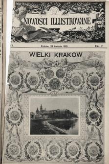 Nowości Illustrowane. 1910, nr17
