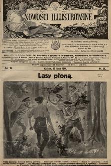 Nowości Illustrowane. 1914, nr29