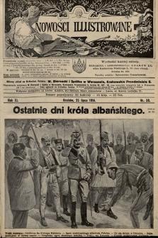 Nowości Illustrowane. 1914, nr30