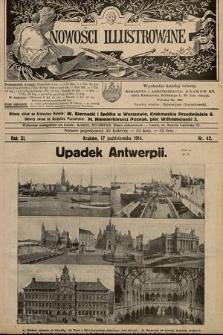 Nowości Illustrowane. 1914, nr42