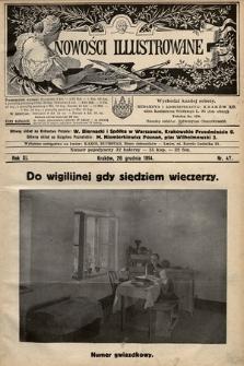 Nowości Illustrowane. 1914, nr47