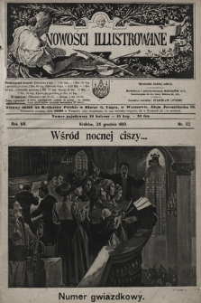 Nowości Illustrowane. 1910, nr52