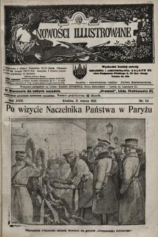 Nowości Illustrowane. 1921, nr10
