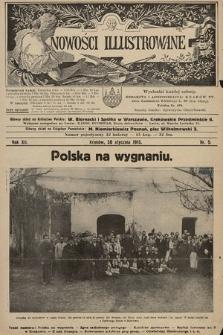 Nowości Illustrowane. 1915, nr5