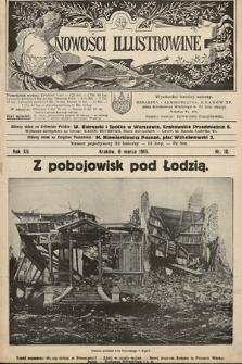 Nowości Illustrowane. 1915, nr10
