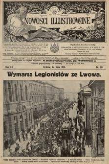 Nowości Illustrowane. 1915, nr30