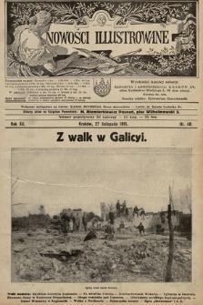 Nowości Illustrowane. 1915, nr48