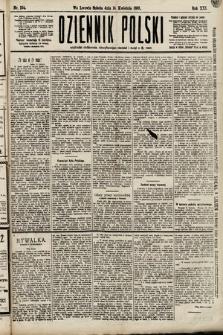 Dziennik Polski. 1888, nr104