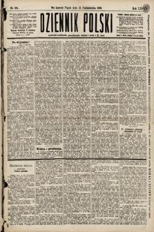 Dziennik Polski. 1888, nr284