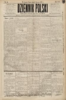 Dziennik Polski. 1897, nr15