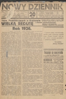Nowy Dziennik. 1927, nr2