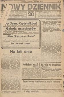 Nowy Dziennik. 1927, nr5
