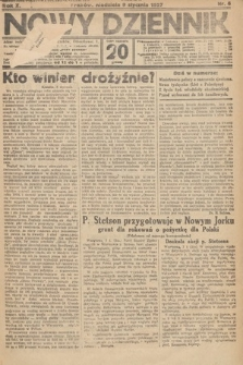 Nowy Dziennik. 1927, nr6
