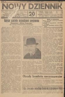 Nowy Dziennik. 1927, nr11