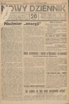 Nowy Dziennik. 1927, nr14
