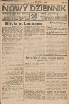 Nowy Dziennik. 1927, nr16