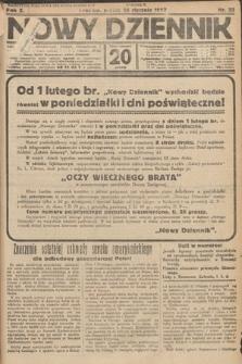 Nowy Dziennik. 1927, nr22