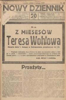Nowy Dziennik. 1927, nr28