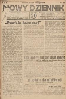 Nowy Dziennik. 1927, nr29
