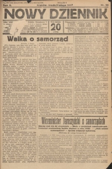 Nowy Dziennik. 1927, nr33