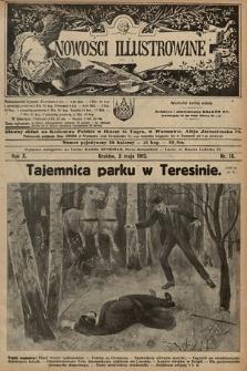 Nowości Illustrowane. 1913, nr18