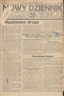 Nowy Dziennik. 1927, nr40