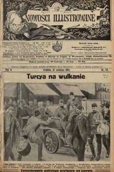 Nowości Illustrowane. 1913, nr25