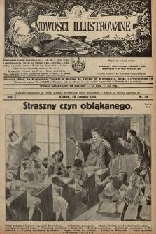 Nowości Illustrowane. 1913, nr26