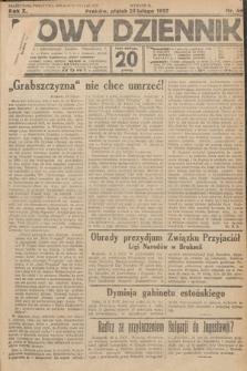 Nowy Dziennik. 1927, nr49