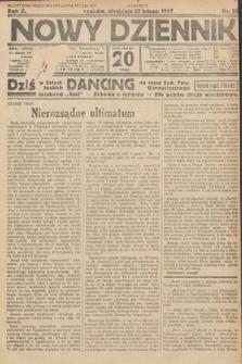 Nowy Dziennik. 1927, nr51