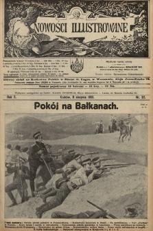 Nowości Illustrowane. 1913, nr32