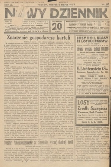 Nowy Dziennik. 1927, nr60