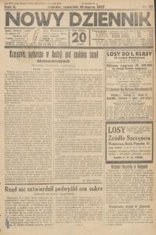 Nowy Dziennik. 1927, nr62