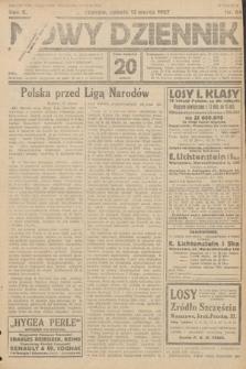 Nowy Dziennik. 1927, nr64