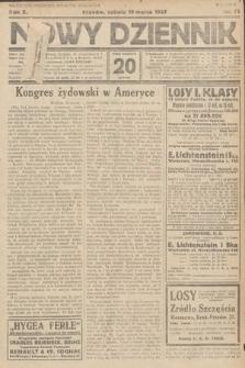 Nowy Dziennik. 1927, nr71