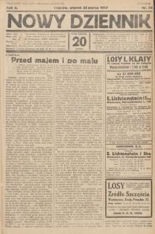 Nowy Dziennik. 1927, nr74