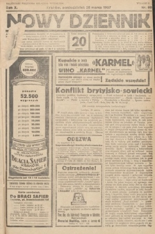Nowy Dziennik. 1927, nr80