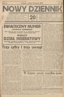 Nowy Dziennik. 1927, nr82