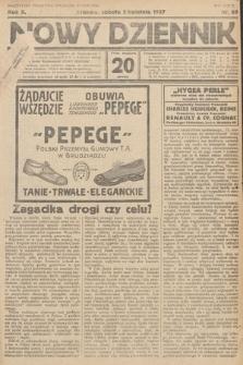 Nowy Dziennik. 1927, nr85