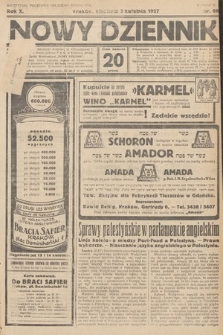 Nowy Dziennik. 1927, nr86