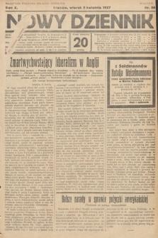 Nowy Dziennik. 1927, nr88