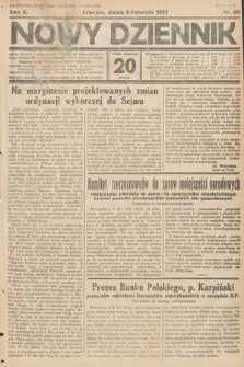 Nowy Dziennik. 1927, nr89