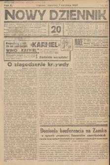 Nowy Dziennik. 1927, nr90