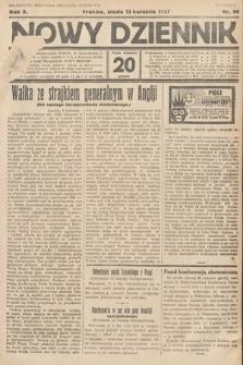 Nowy Dziennik. 1927, nr96