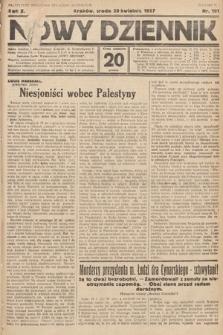 Nowy Dziennik. 1927, nr101