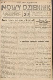 Nowy Dziennik. 1927, nr106